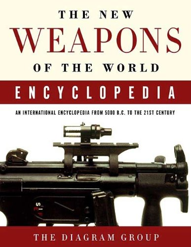The New Weapons of the World Encyclopedia Image